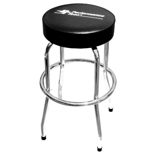 Performance Tool W85010 Bar Stool with Swivel Seat