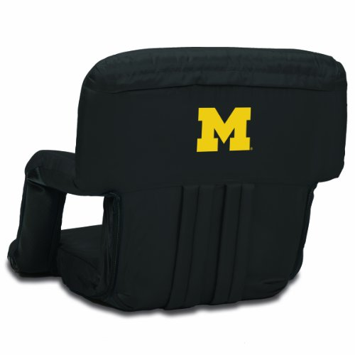 NCAA Michigan Wolverines Ventura Portable Reclining Seat ()
