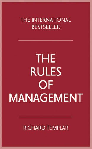 The Rules of Management (4th Edition)