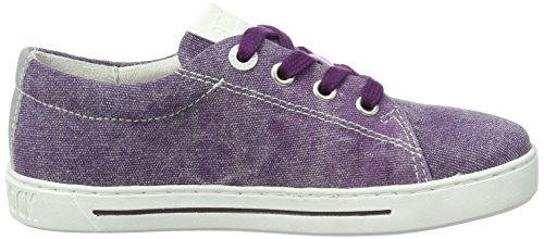 Birkenstock Arran - Zapatillas de casa Unisex Niños Violet (Purple)