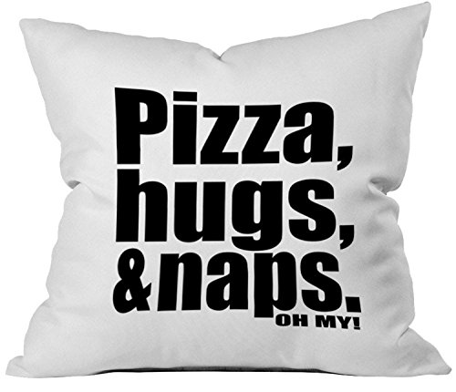 Oh Susannah Pizza Naps Pillow
