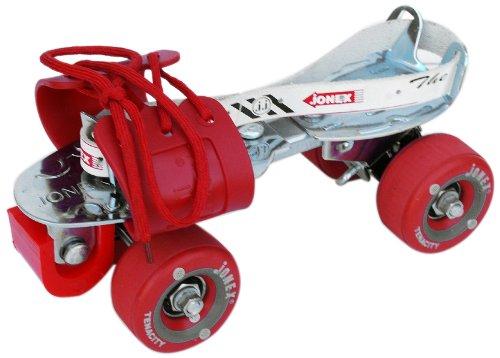 Jonex Tenacity Roller Skates (Red)