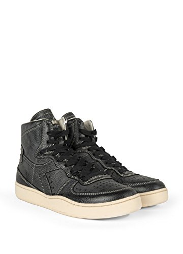 2011713750180013 Diadora Heritage Sneakers Hombre Piel Gris negro