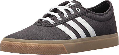 adidas Skateboarding Unisex Adi-Ease Core Black/Footwear White/Gum 3 9 Women / 8 Men M US (Footwear Dark Gum)