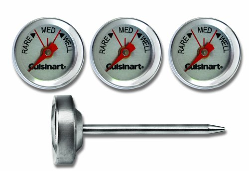 Cuisinart CSG 603 Outdoor Grilling Thermometers