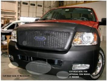 Vinyl Black LeBra Front End Cover Ford Expedition