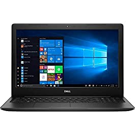New ! Dell Inspiron i3583 15.6″ HD Touch-Screen Laptop – Intel i5-8265U – 8GB DDR4-256GB SSD – Windows 10 – Wireless-AC – Bluetooth, SD Card Reader, HDMI & USB 3.1 -Waves MaxxAudio Pro- Black