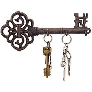 Amazon Com Decorative Wall Mounted Key Holder Vintage