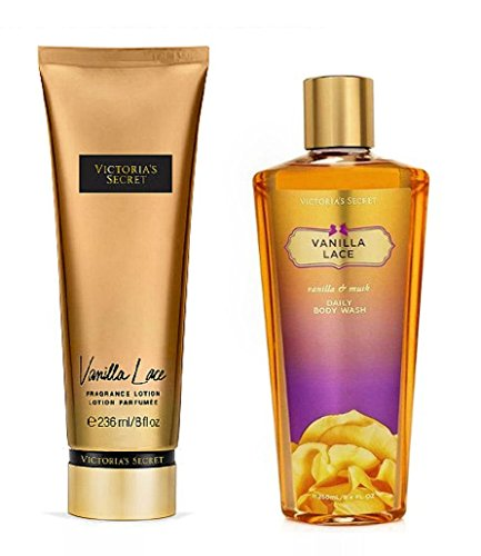 Vanilla Lace Victorias Secret Type (Victoria's Secret Fragrance Vanilla Lace Body Wash & Body Lotion)
