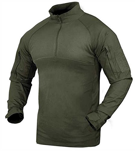 Condor Outdoor Combat Shirt, Color Olive Drab,Green Size M by Condor Outdoor
