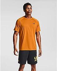 Under Armour Men's Tech 2.0 Novelty Short-Sleeve T-S