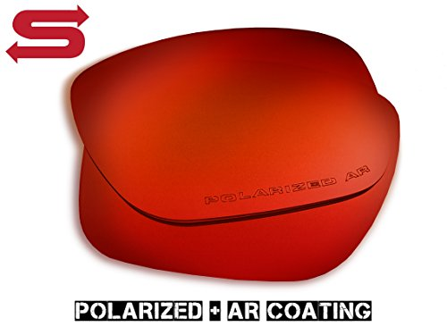 RED Oakley Holbrook Lenses POLARIZED by Lens Swap. GREAT QUALITY & FITS PERFECTLY. Oakley Holbrook Replacement - Red Holbrook