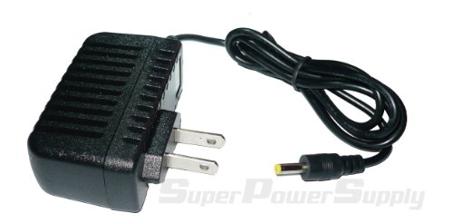 Super Power Supply® AC / DC Adapter Charger Cord for Roland PSB-6U PSB-6U-120 Boss Wall Plug