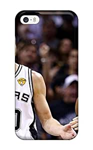 4477088K421324325 san antonio spurs basketball nba (53) NBA Sports & Colleges colorful Case For HTC One M7 Cover