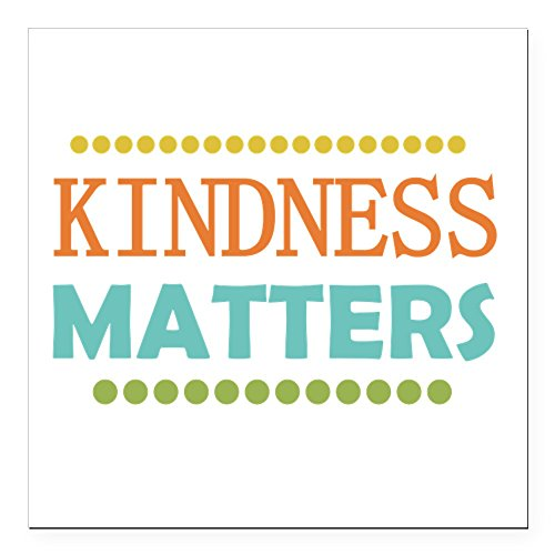 CafePress Kindness Matters Magnetic Sticker