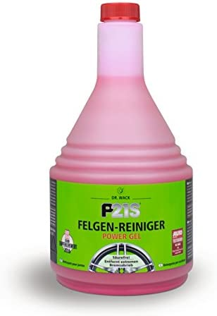 Dr. Wack 1252 P 21S Felgen-Reiniger Power Gel, 1 L