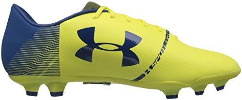 UA FG Lemon Yellow Shoes Armour Tokyo Men's Footbal Spotlight DL Under SxX8vw8