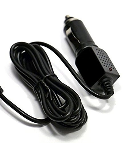 Car Charger for Cobra 360 Laser 6/10/14 Band Radar Detector Power Cord Adapter