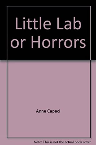 book cover of Little Lab Or Horrors