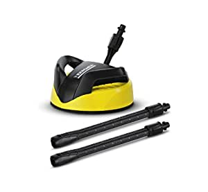 Karcher T250 Hard Surface Cleaner for Electric Pressure Washers (Deck, Driveway, Patio, Tool Accessory)