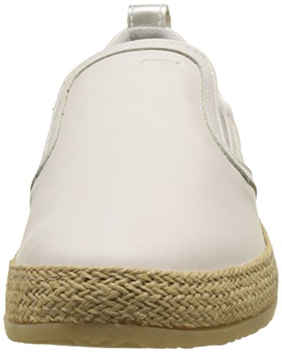 Femme Off Maedrys Geox Basses Whitec1002 A Cassé Blanc Sneakers AxIxqWR6wU