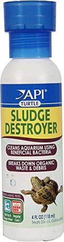 Aquarium Pharmaceuticals AF441C Acondicionador Sludge Destroy para Tortuga