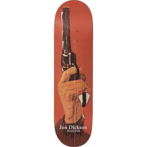 Deathwish Skateboards Jon Dickson Trigger Skateboard Deck - 8.5