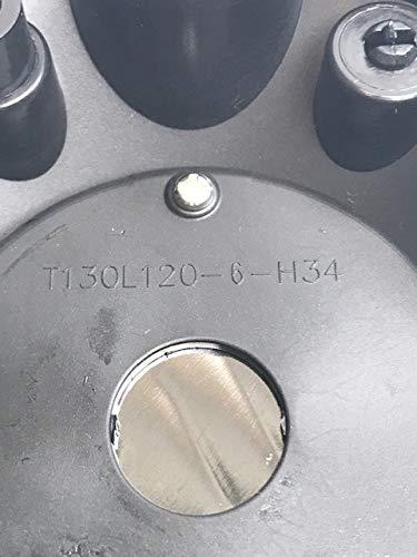 Asanti Offroad Wheels 130L1206MB-H34 Matte Black Center Cap