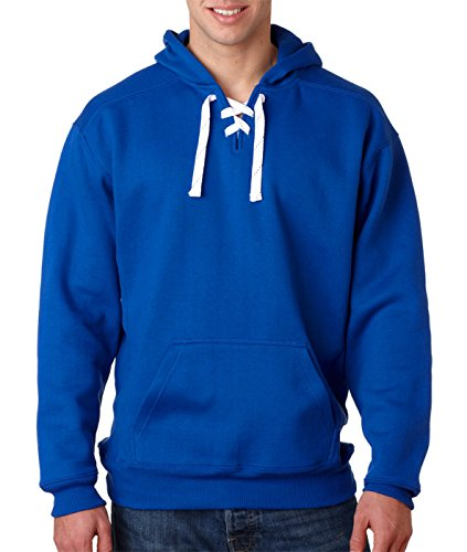 Mens 10 Oz Hooded Fleece - 6