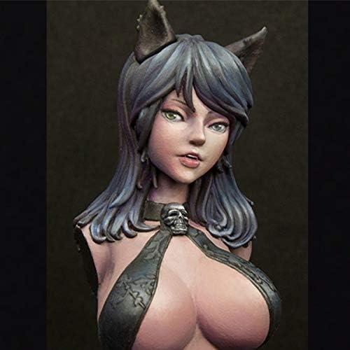 LH Craft Bust Figure Series #10/_Black Cat The Death