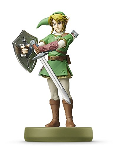 amiibo-link-The-twilight-princess-The-legend-series-of-Zelda-Japan-Import