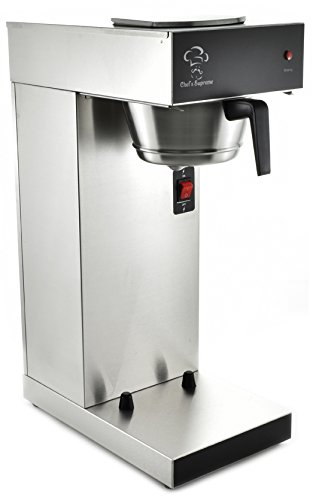 Chef's Supreme - Stainless Airpot Coffee Maker Chef's Supreme
