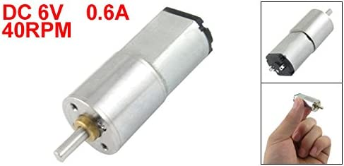 90RPM 6V 0.7A High Torque Electric DC Geared Motor Replacement