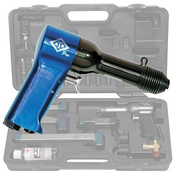 Aircraft Tool Supply Ats Pro Designer Riveting Kit (4X-Blue) by Aircraft Tool Supply