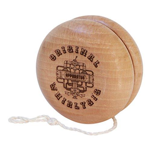 Original Whirlygig Classic Wood Yoyo