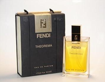 Amazoncom Theorema Women Fendi Eau De Parfum Spray Edp 50ml Beauty