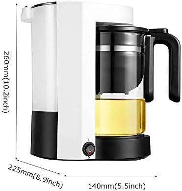 SWKUN F Cafeteras -Filtro de Precisión de Doble Capa Boquilla de ...
