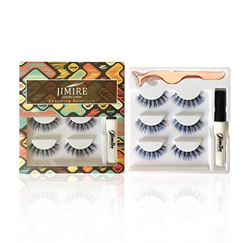 JIMIRE Eyelashes Gradient Lashes Tweezers product image