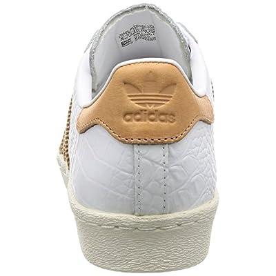 adidas Originals Superstar 80s Chaussures Cuir Mode Sneakers