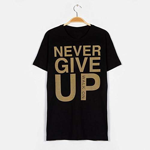 Retake Never Give Up Liverpool Alexander Arnold 66 Tee Black//Gold