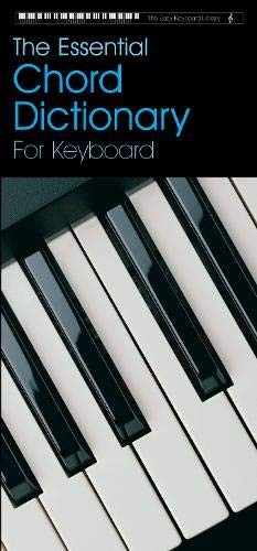 (Essential Chord Dictionary (Easy Keyboard Library))