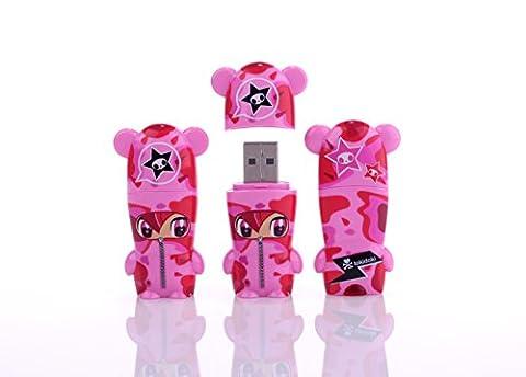 8GB Sabochan by tokidoki MIMOBOT USB Flash Drive (Usb Did Drive)