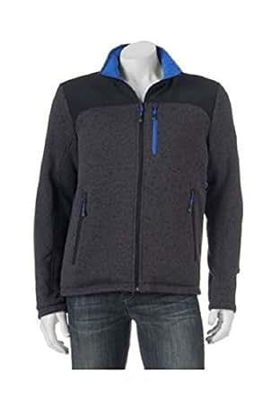 Zeroxposur Men S Density Reversible Sweater Fleece Hybrid