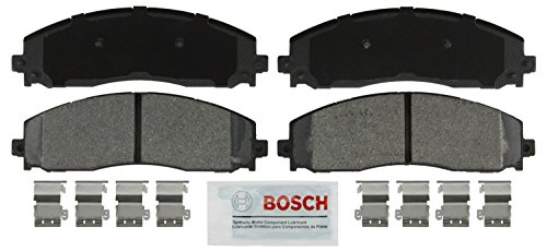 Duty Disc Brake Pad (Bosch BSD1691 Severe Duty Disc Brake Pad, 1 Pack)