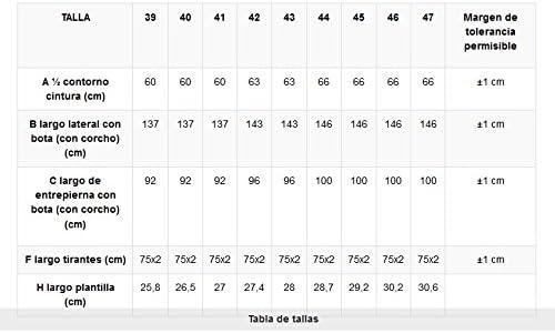 6-12,5 UK 3Kamido Vor-Standard PVC Fishing Wathose Serie 680 Gr/ün 39-47 EU PROS