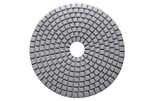 125mm Polierscheiben fü r Granit, Marmor, Stein, Fliesen polieren (trocken) K3000 Kutlu Deutschland GmbH