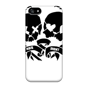 AshleySimms Iphone 5/5s Perfect Hard Phone Cases Support Personal Customs Attractive Green Day Band Skin [kyt18416XkGi]
