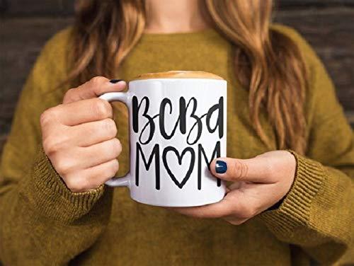 BCBA mom mug, behavior analyst, bcba, bcba gift- Coffee Mug, Tea Mug, Cute Mug - Gift, cute gift, Souvenir, 11oz, 15oz