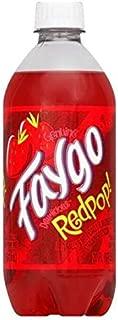 product image for Faygo Redpop 20 oz (6 Pack) Red Soda Pop Plastic Bottles