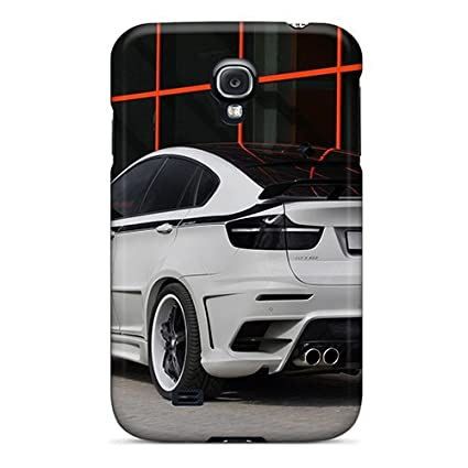 Galaxy S4 Bmw X6 Lumma Design Print High Quality Gel Frame Cases